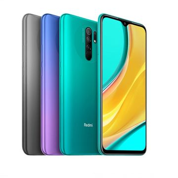 Redmi 9, 4/64Gb
